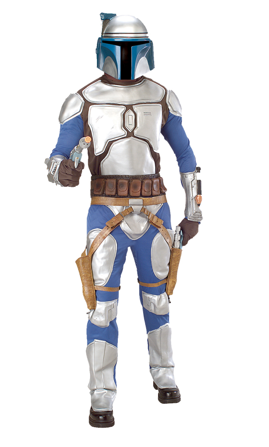 Featured Image for Men's Deluxe Jango Fett Costume – Star Wars Classic