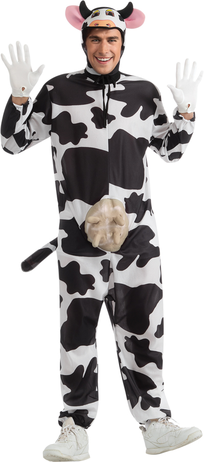 Featured Image for Adult Comical Cow Costume