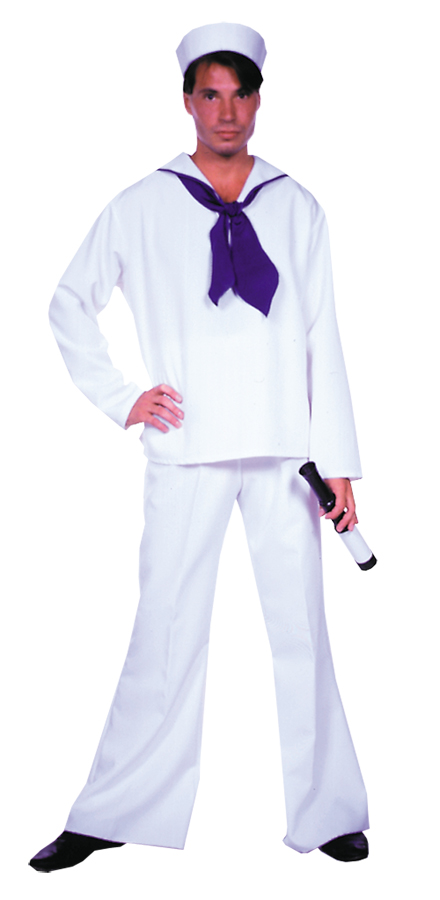 Featured Image for Men's Sailor Costume