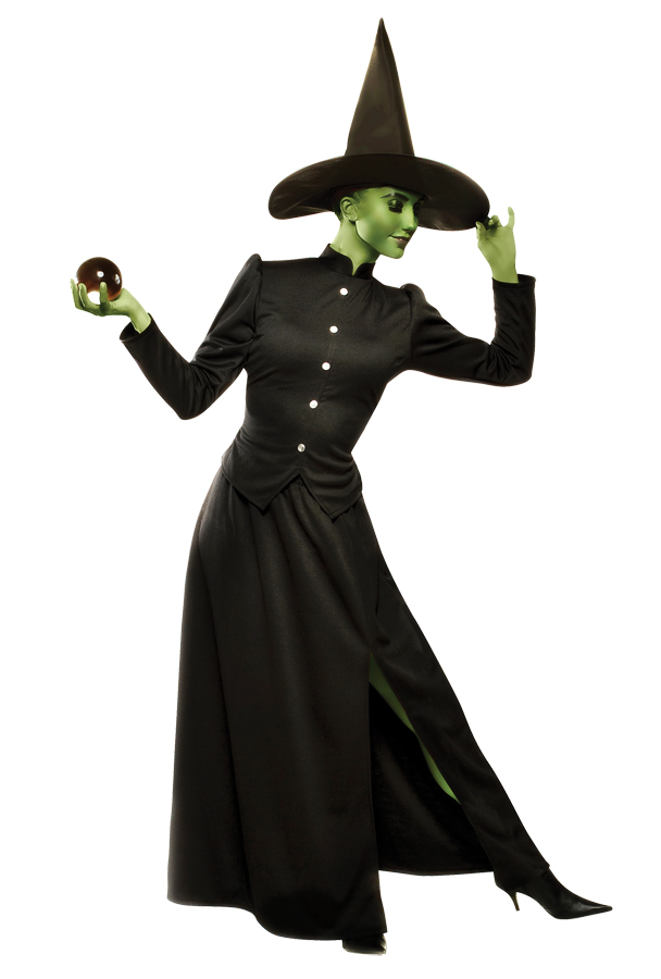 Featured Image for Women's Classic Witch Costume