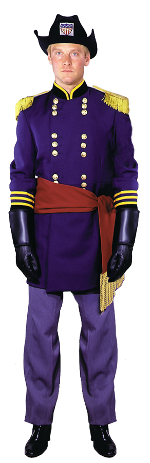 Featured Image for Men's Union Officer Uniform