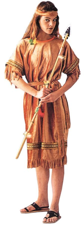 Featured Image for Women's Indian Maiden Costume