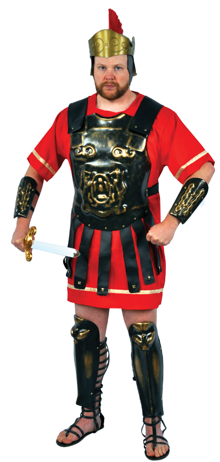 Featured Image for Roman Armor Gold Wash