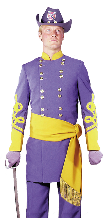 Featured Image for Men's Deluxe Confederate General Costume