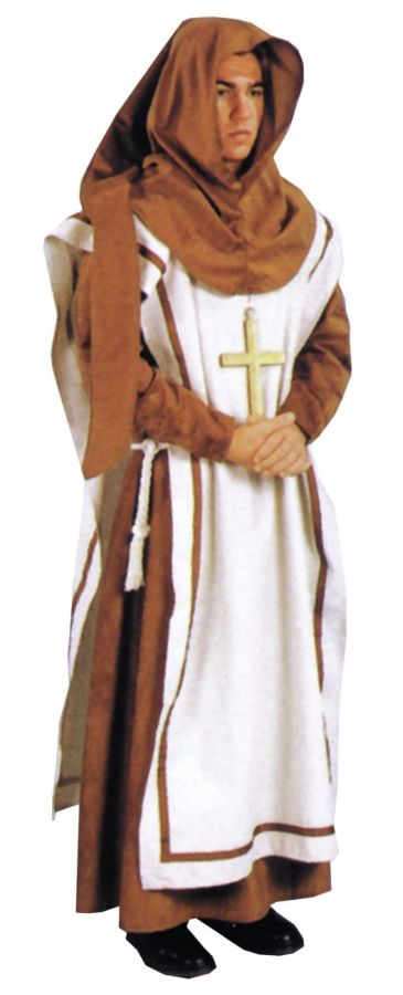 Featured Image for Men's Renaissance Monk Costume