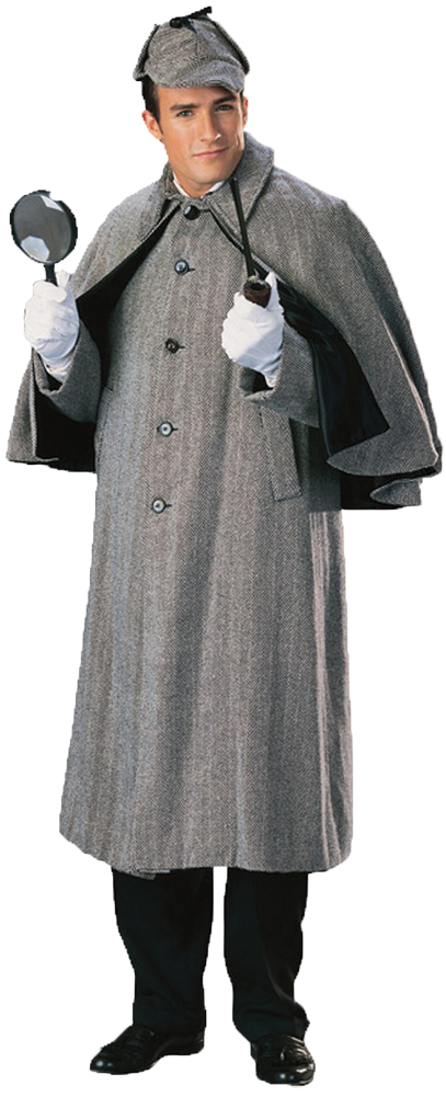 Featured Image for Sherlock Holmes Cape