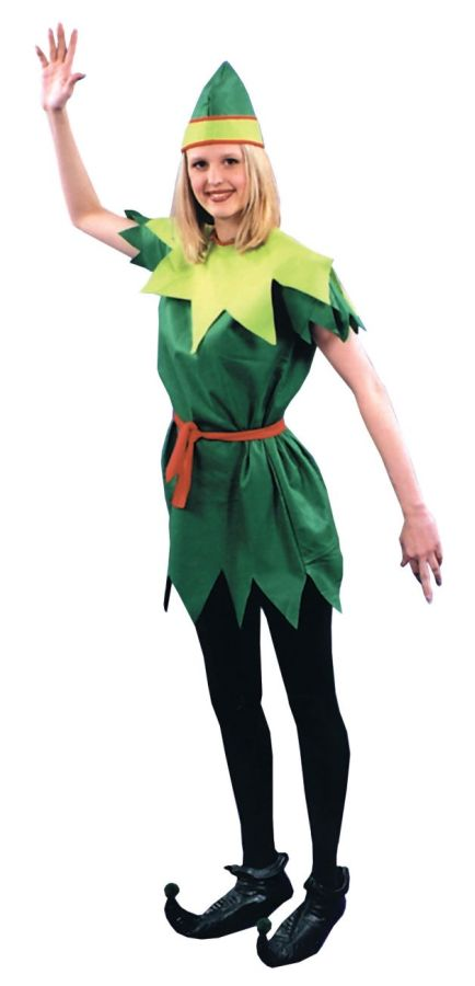 Featured Image for Women's Peter Pan Costume