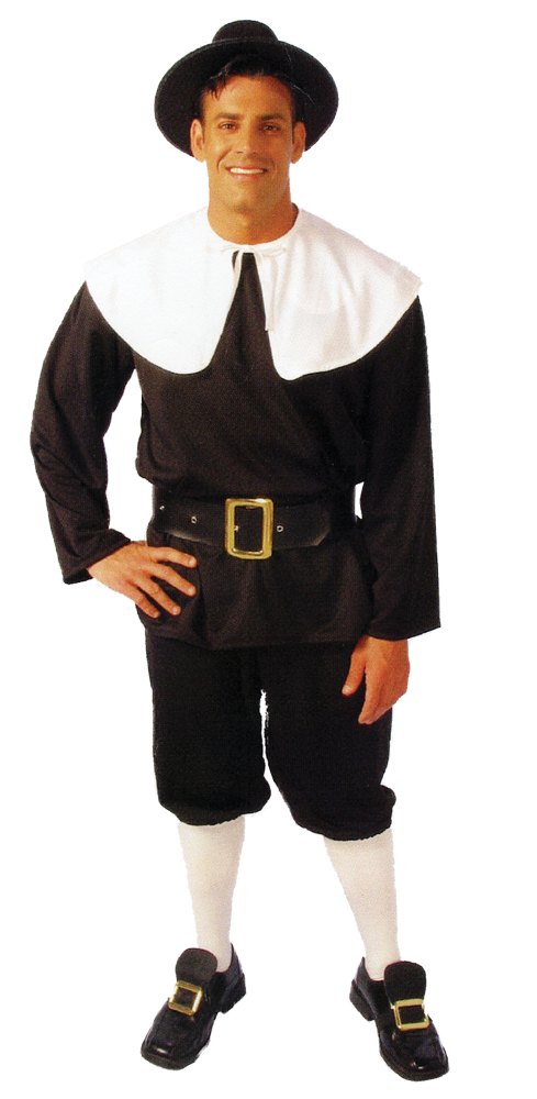 Featured Image for Men's Pilgrim Costume