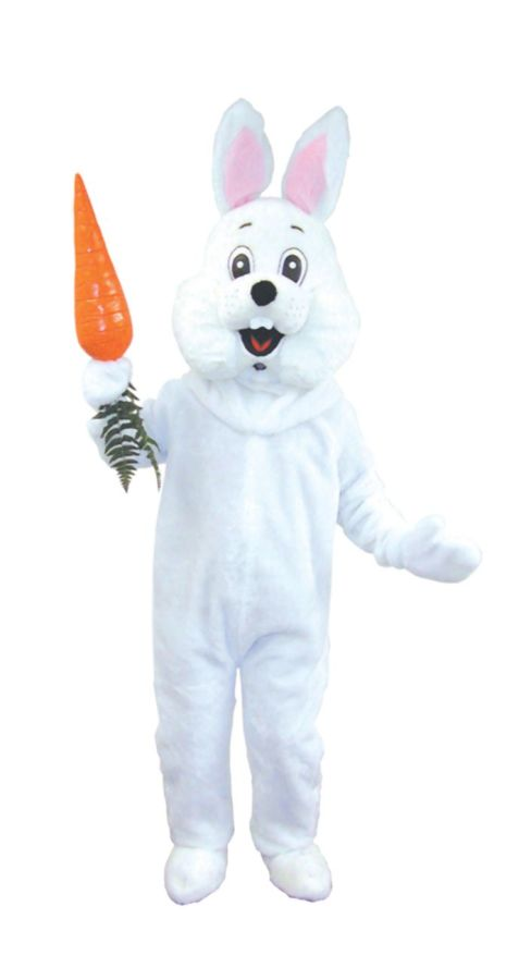 Featured Image for Deluxe Bunny Mascot