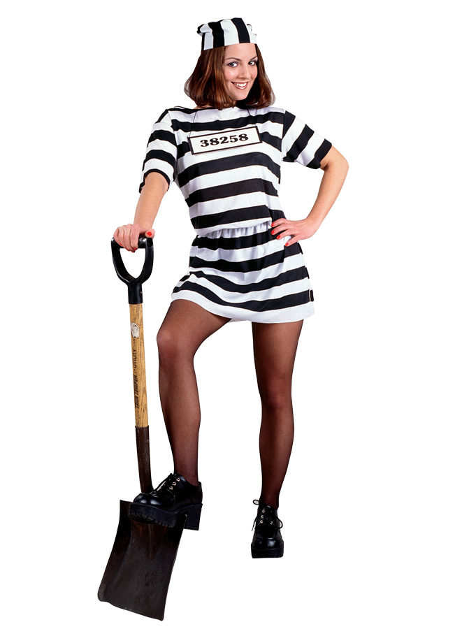 Featured Image for Women's Convict Woman Costume