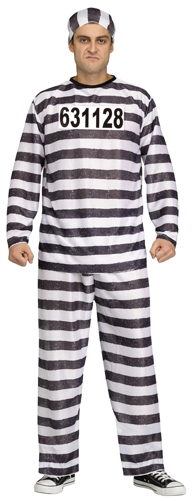 Featured Image for Convict Costume