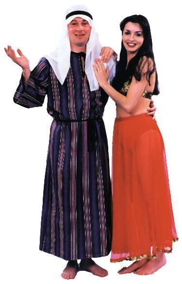 Featured Image for Men's Arab Sheik Costume