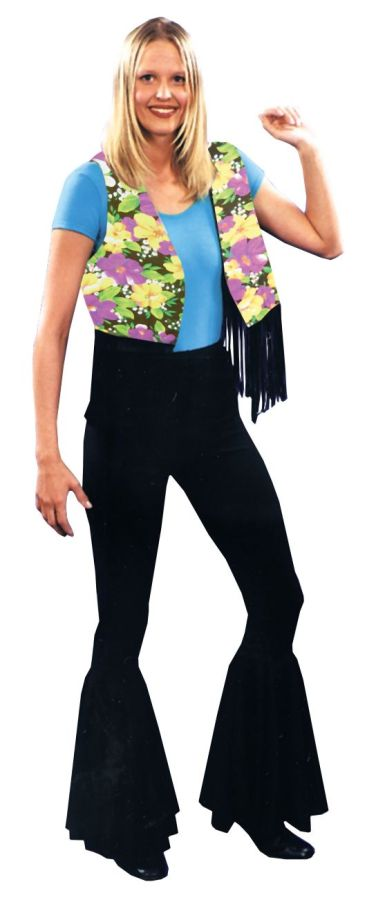 Featured Image for 70s Fringed Vest