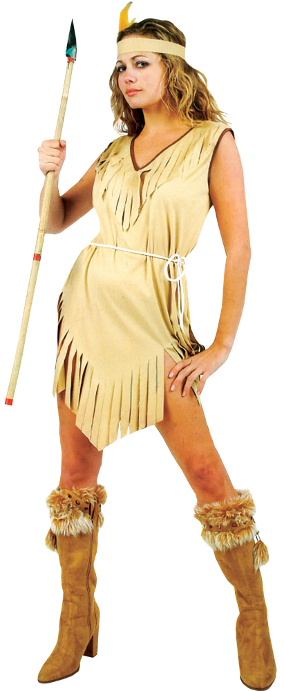 Featured Image for Women's Indian Lady Costume