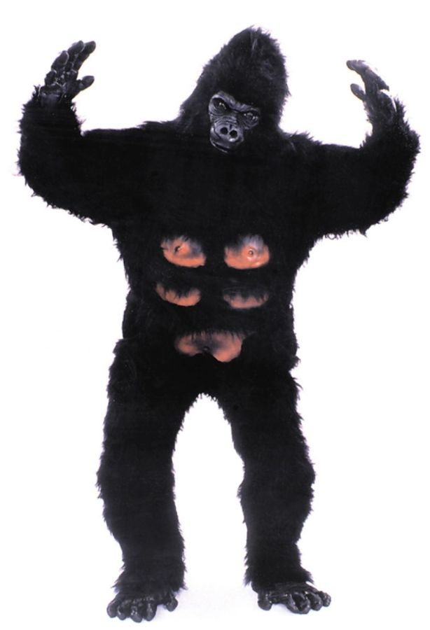 Featured Image for Professional Gorilla Costume
