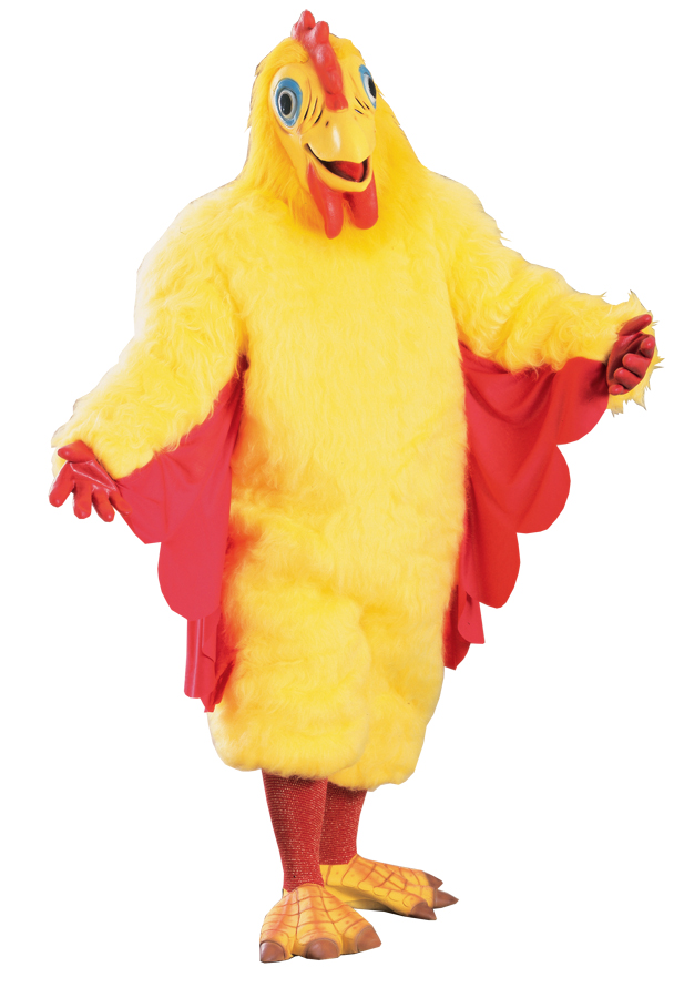 Featured Image for Adult Comical Chicken Costume