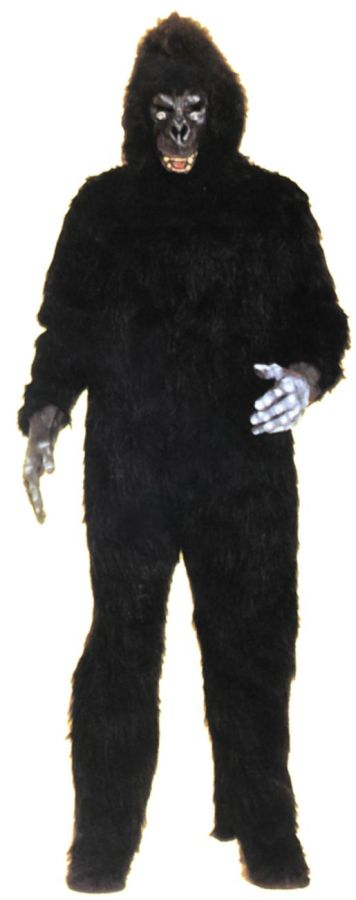 Featured Image for Adult Gorilla Costume – No Chest Piece