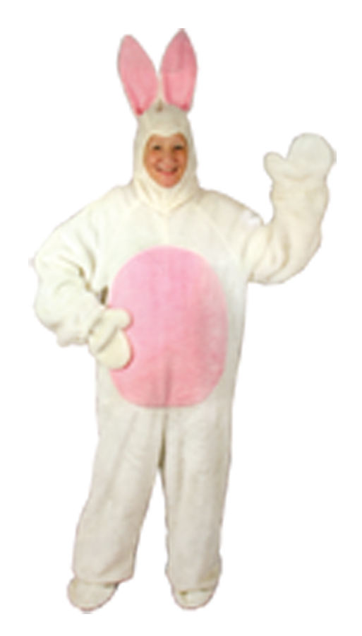 Featured Image for Men's Bunny Suit White