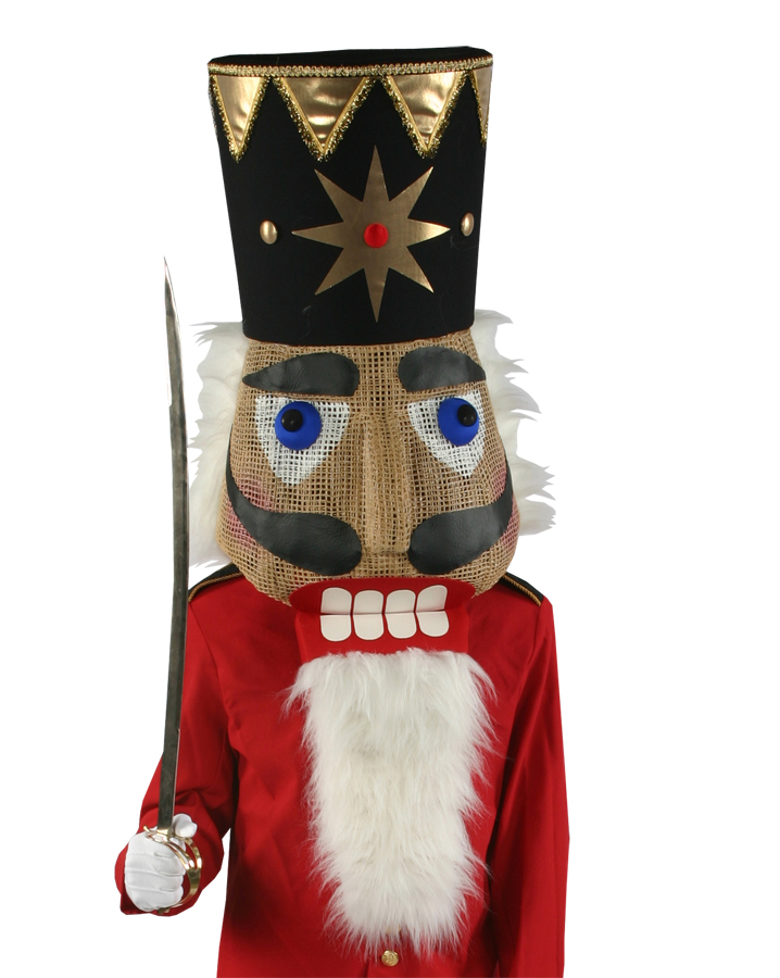 Featured Image for Nutcracker Head