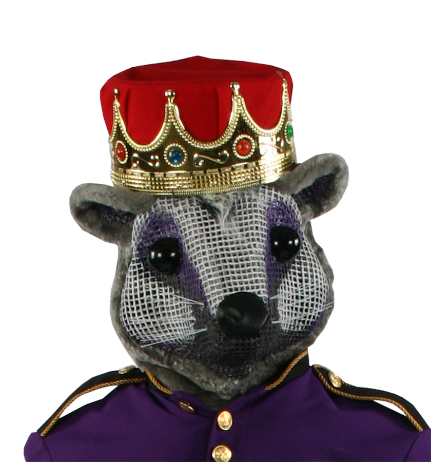 Featured Image for Mouse King Head With Crown