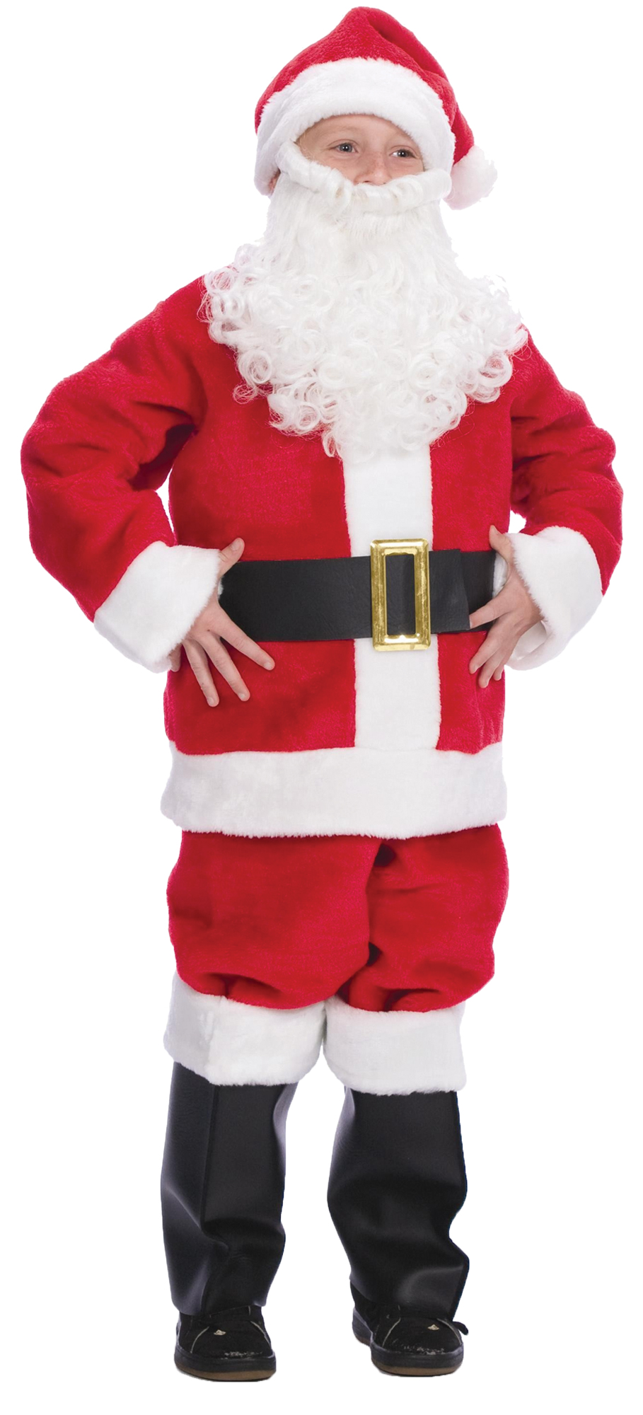 Featured Image for Child's Santa Suit