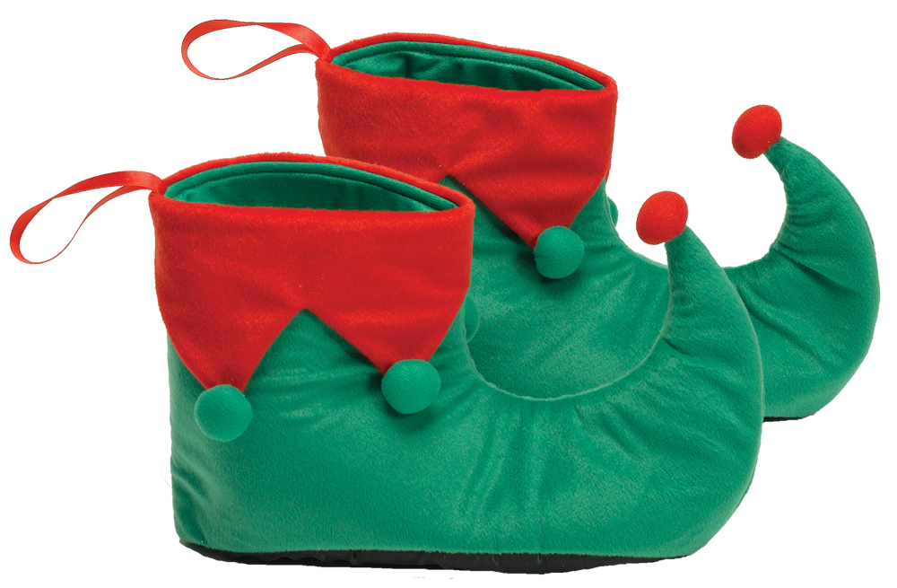 Featured Image for Adult Elf Shoes