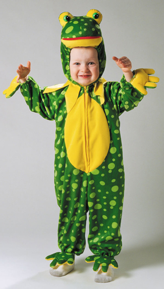 Featured Image for Plush Frog Spotted