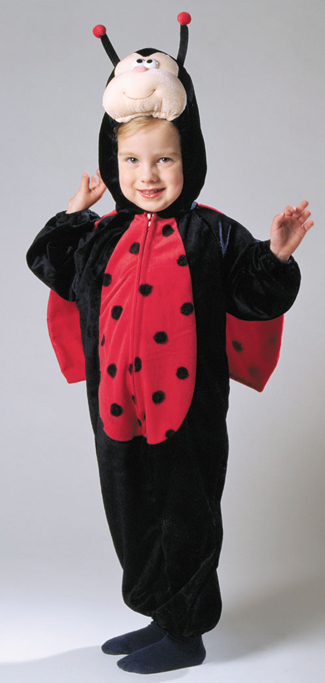 Featured Image for Plush Ladybug With Wings