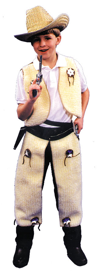Featured Image for Vest Chaps Boy Large