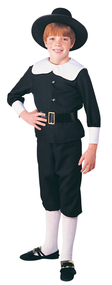 Featured Image for Boy's Pilgrim Costume