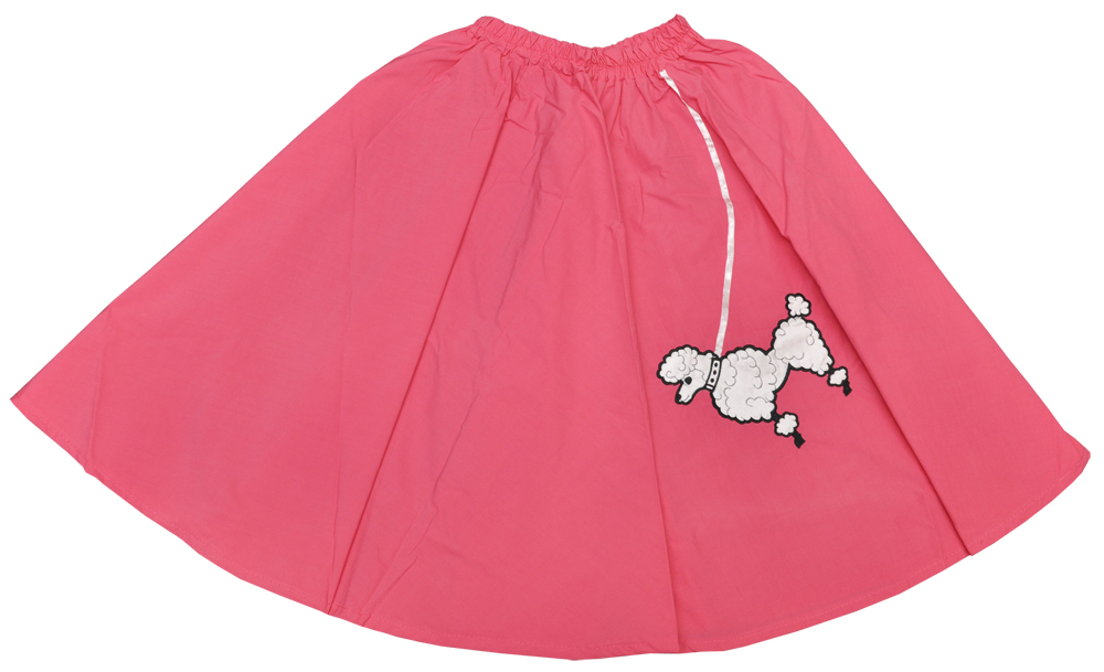 Featured Image for Poodle Skirt Pink