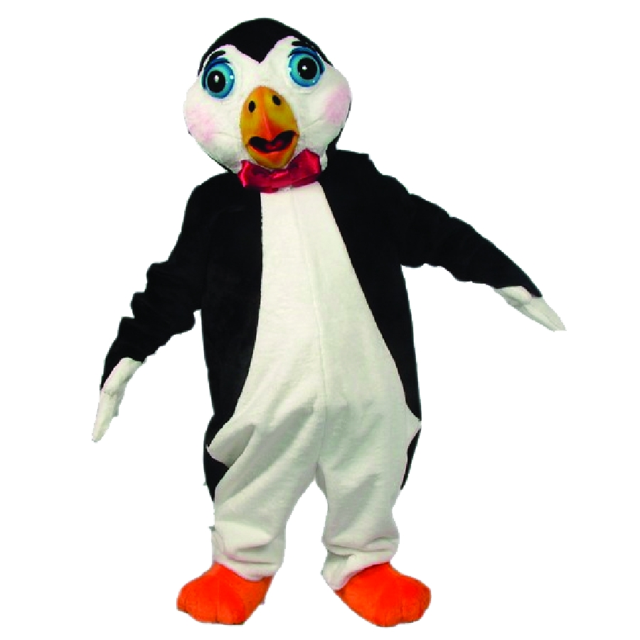 Featured Image for Penguin Mascot As Pictured