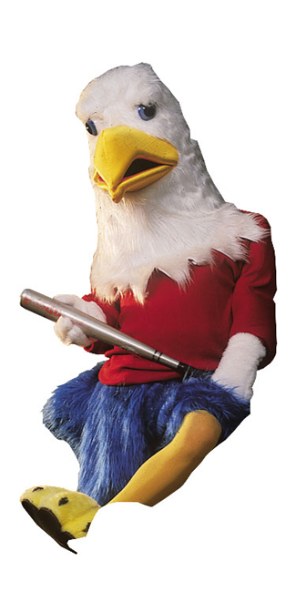 Featured Image for Eagle Mascot