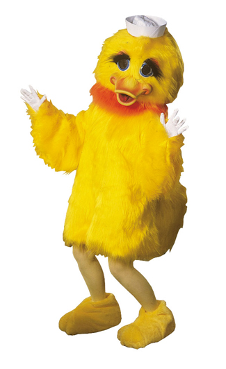 Featured Image for Lucky Ducky Mascot