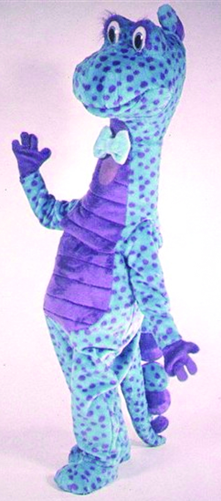Featured Image for Spot Dinosaur Mascot