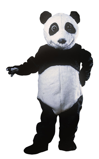 Featured Image for Panda Bear Mascot