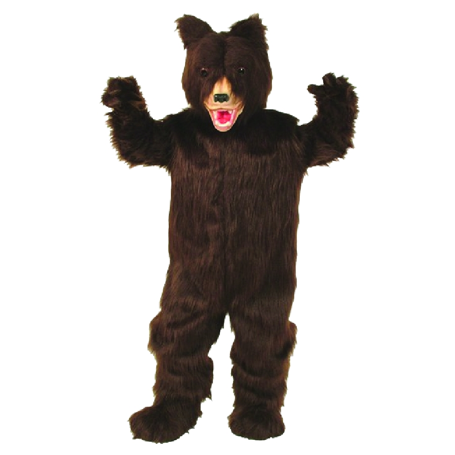 Featured Image for Grizzly Bear Mascot