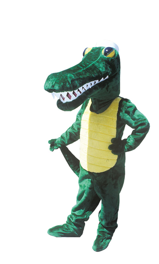 Featured Image for Gator Mascot