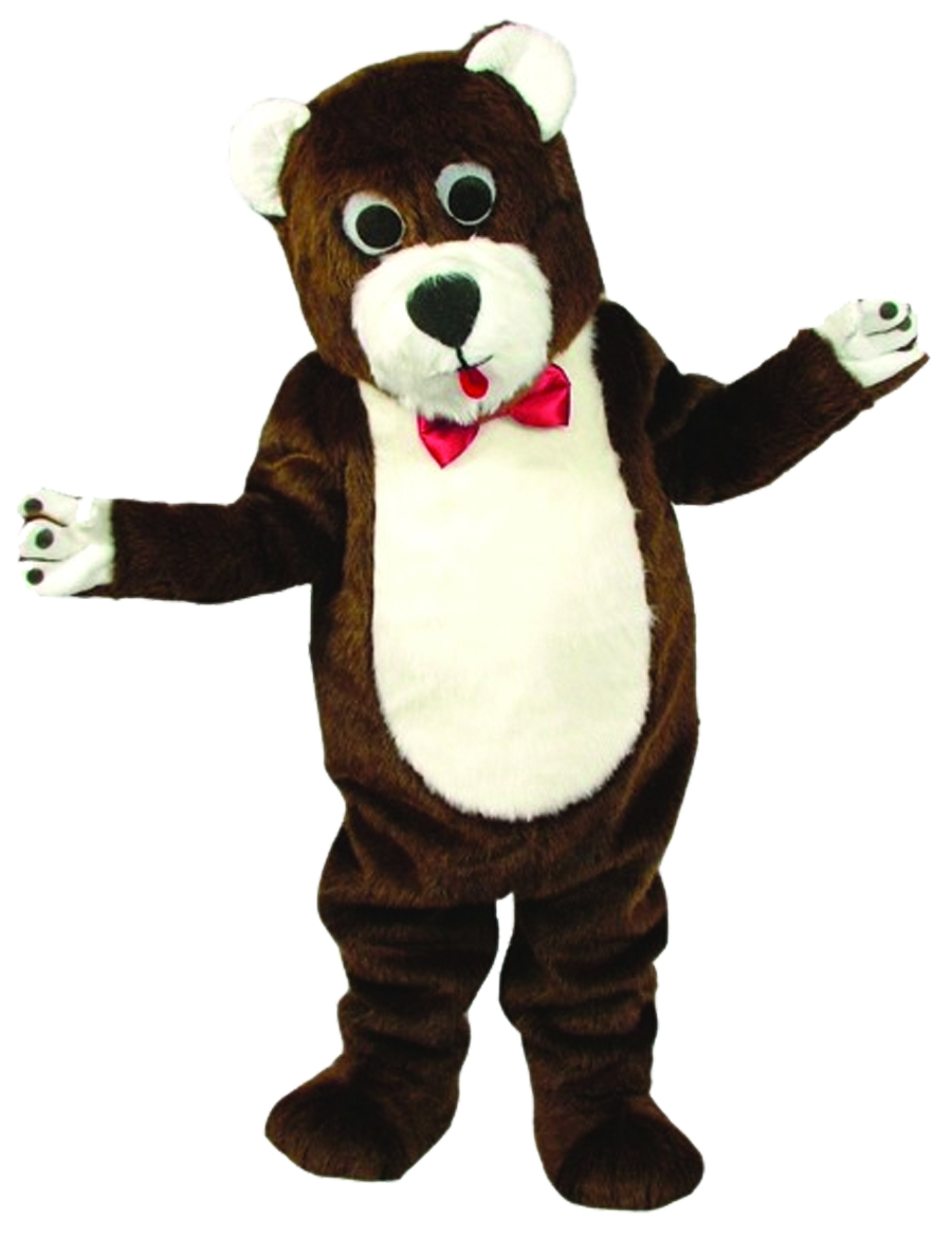 Featured Image for Teddy Bear Mascot