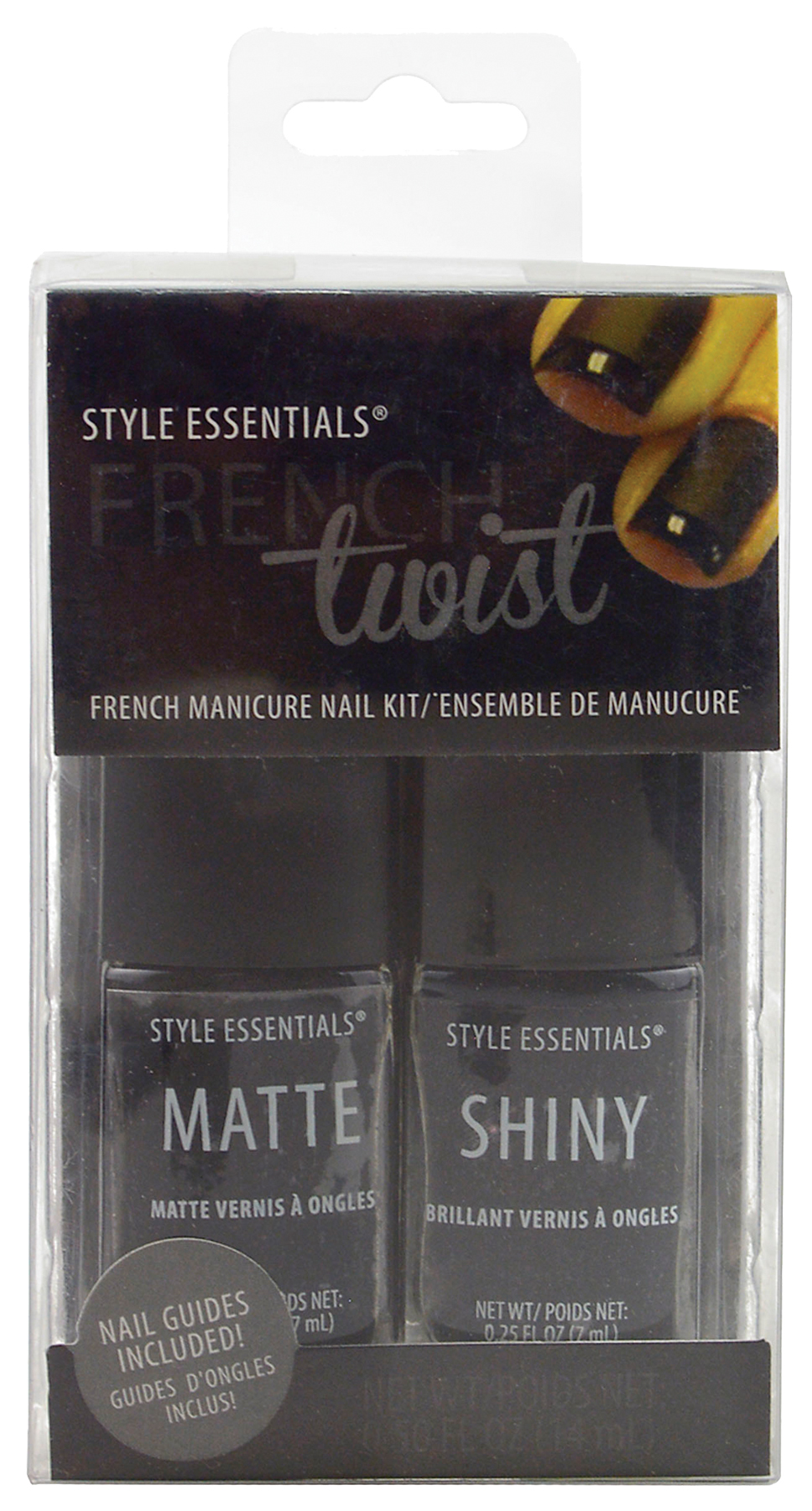 Featured Image for French Twist Finger Nail Polish