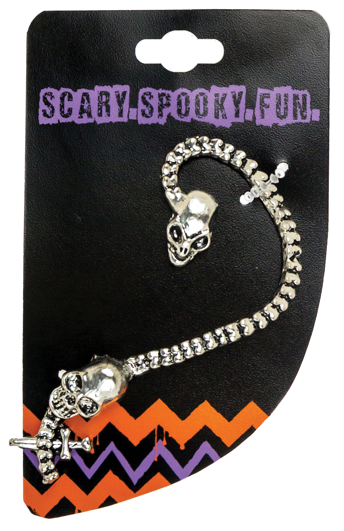 Featured Image for Skull Wrap Earring