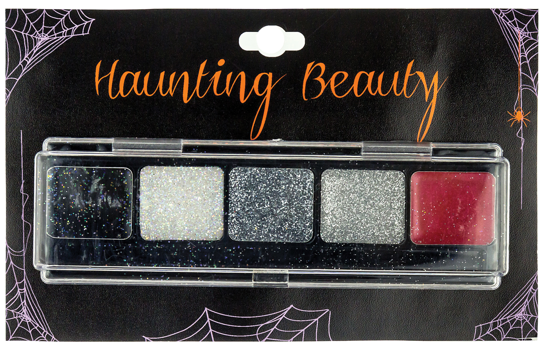 Featured Image for Red Eyeshadow Glitter Make-up Pallet