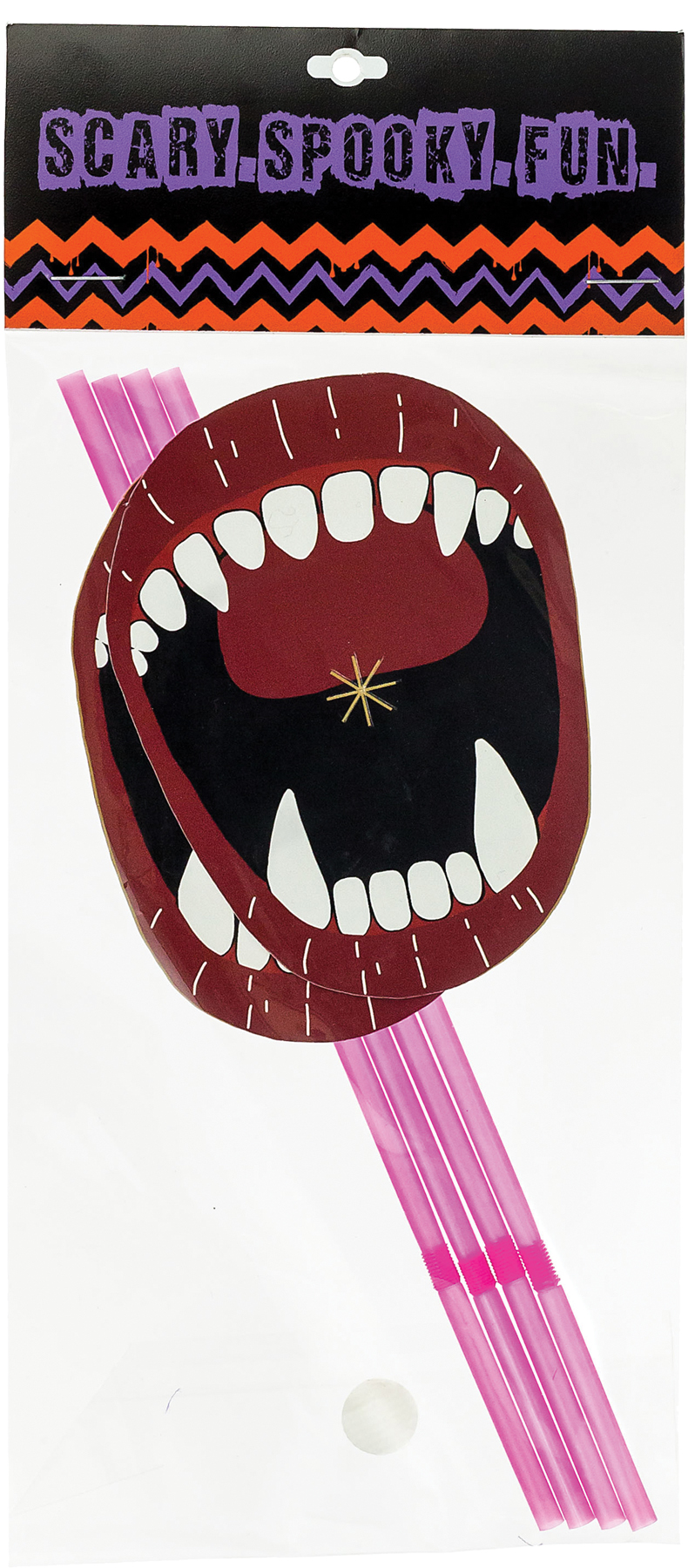 Featured Image for Straws with Fangs Paper Mouth