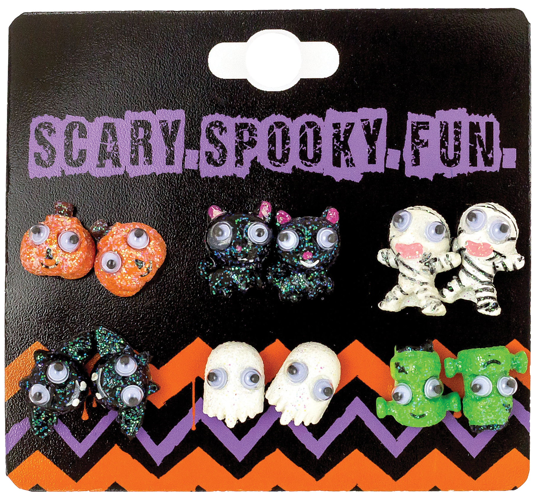 Featured Image for Googly Eye Stud Earrings