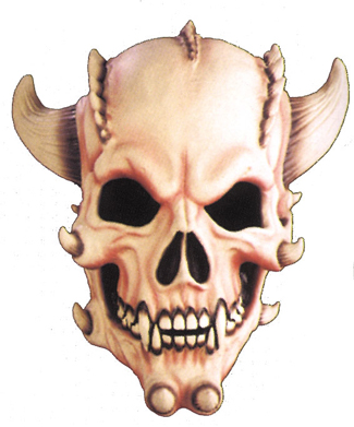 Featured Image for Demon Skull Mask