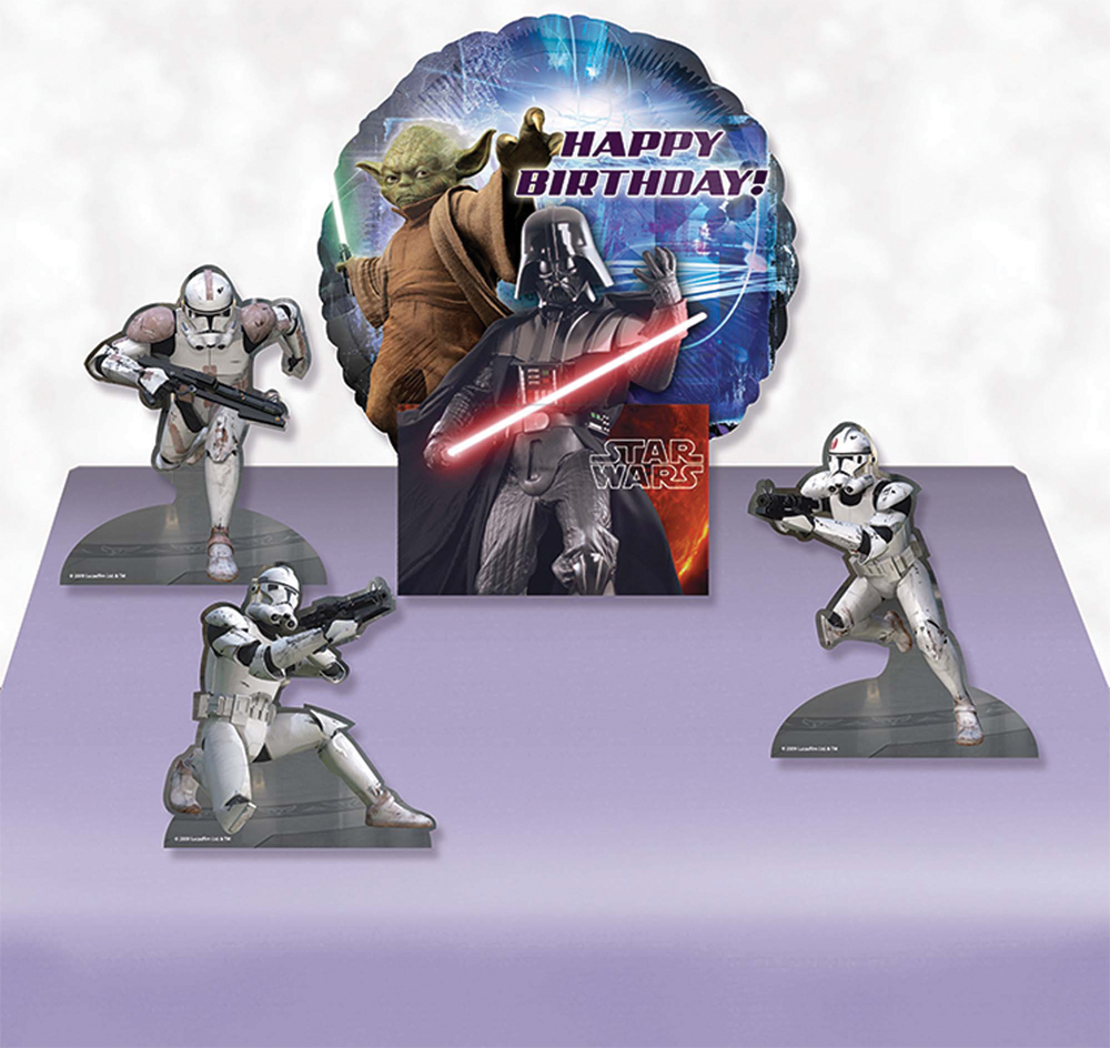Featured Image for Star Wars Table Decor Kit