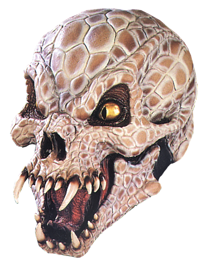 Featured Image for Rattler Snake Latex Mask