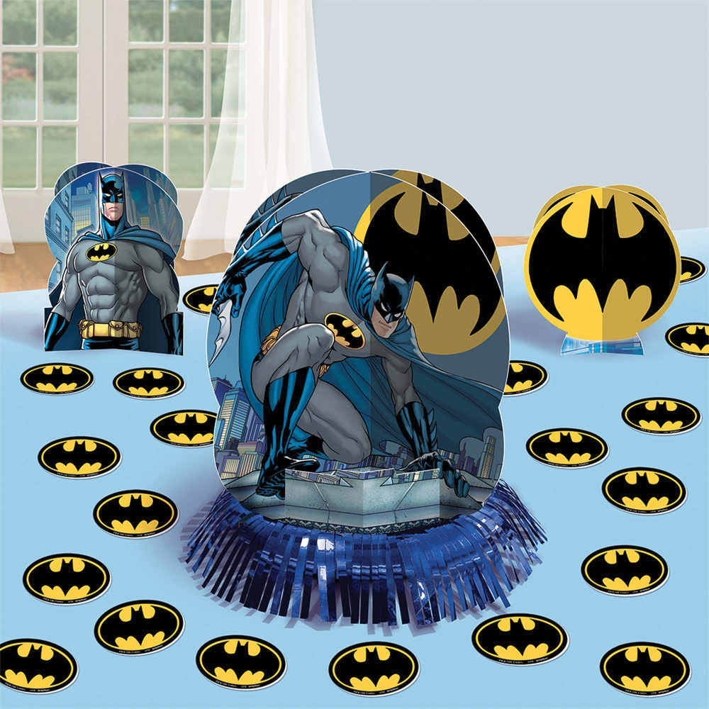 Featured Image for Batman Table Decor Kit