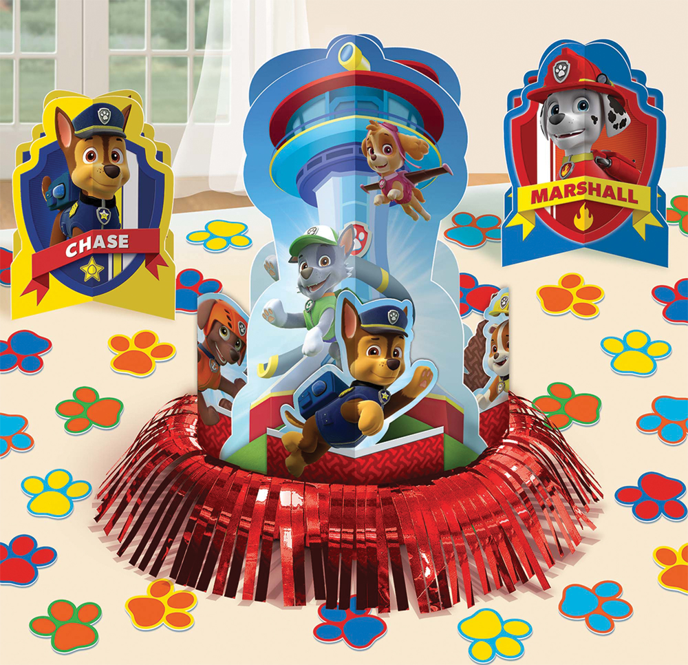 Featured Image for PAW Patrol Table Decor Kit