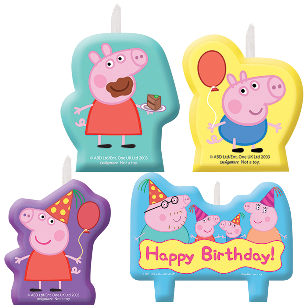 Featured Image for Peppa Pig Table Decor Kit